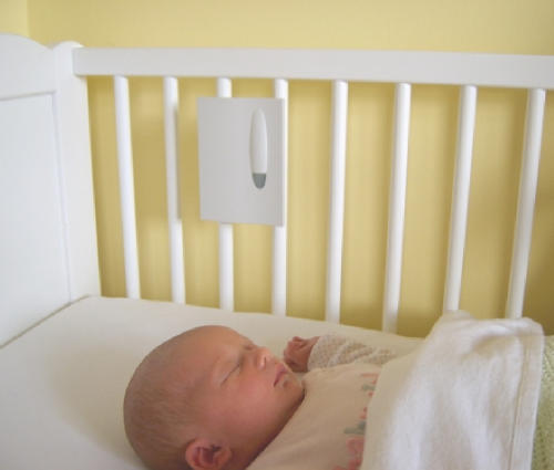 Baby Alarm For Deaf Deaf Blind And Hard Of Hearing People
