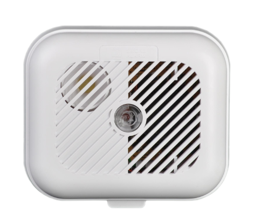Wireless Smoke Alarm For Deaf And Hard Of Hearing People